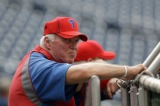 Phillies manager Charlie Manuel has a little Japan inhim